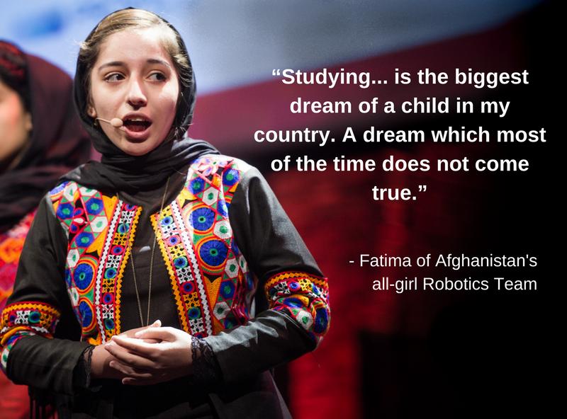 Fatima Quote